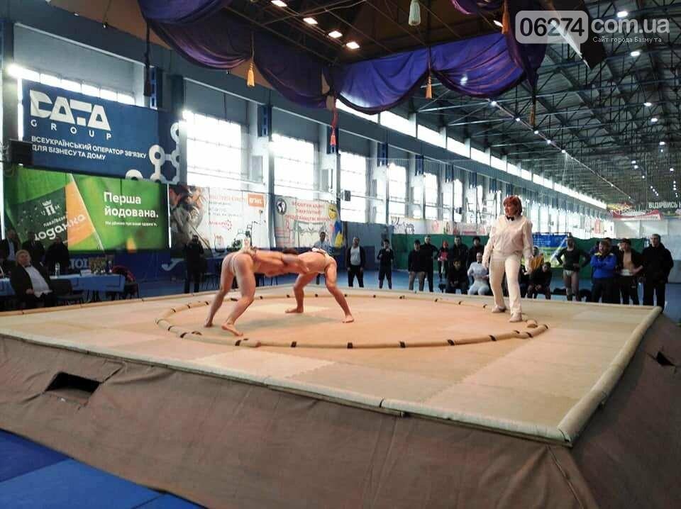 Бахмутские сумоисты стали призерами всеукраинских и международных соревнований, фото-2