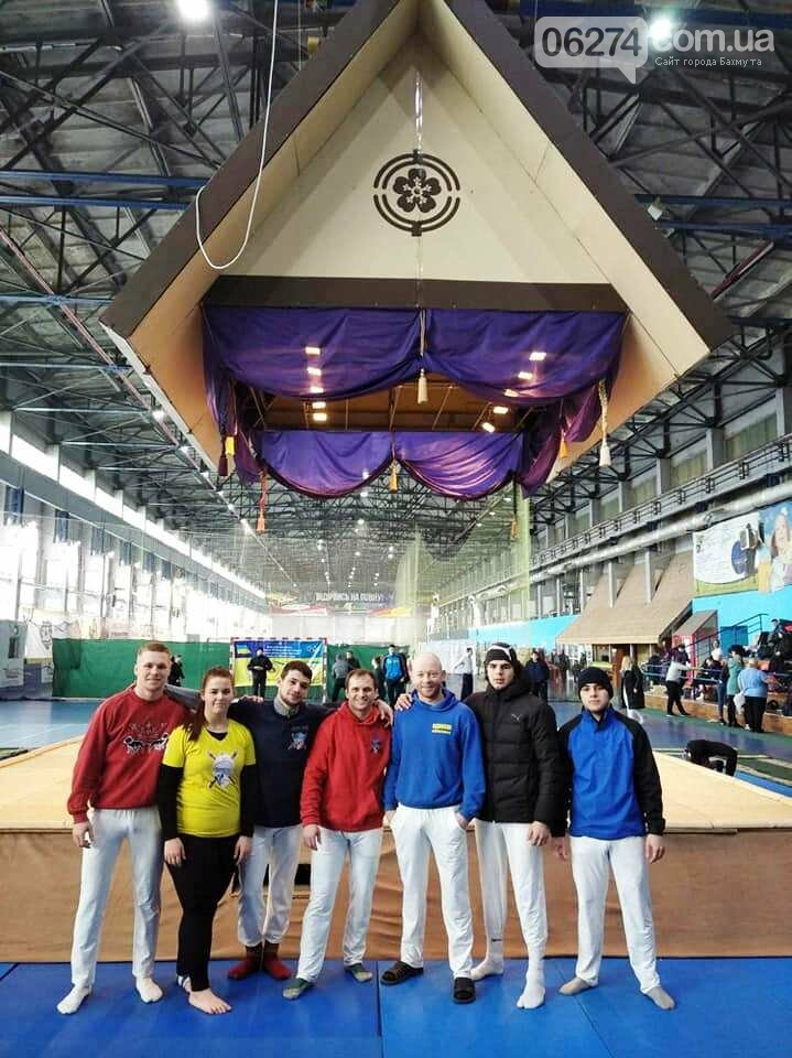 Бахмутские сумоисты стали призерами всеукраинских и международных соревнований, фото-4