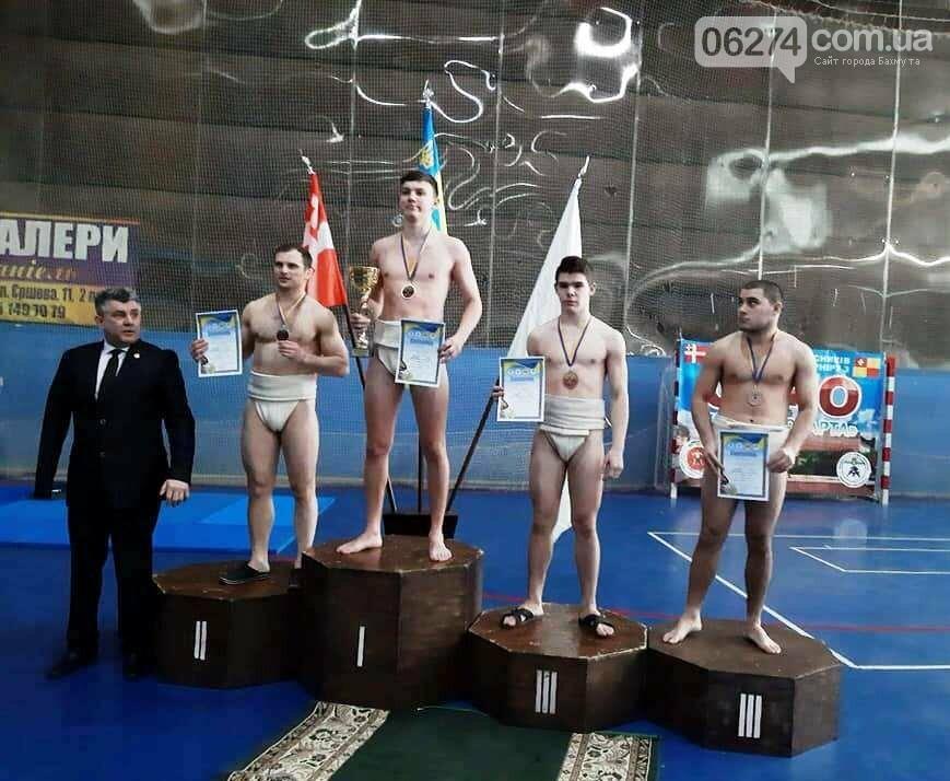 Бахмутские сумоисты стали призерами всеукраинских и международных соревнований, фото-8