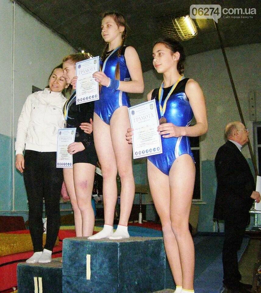 В Бахмуте прошел Открытый областной турнир по гимнастике, фото-9