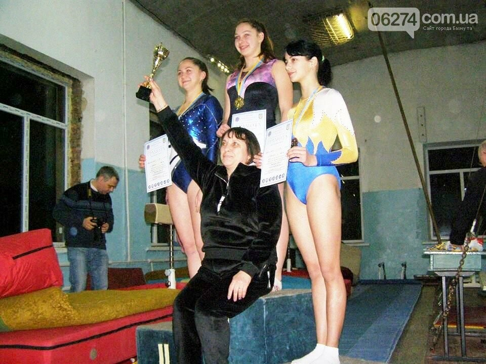 В Бахмуте прошел Открытый областной турнир по гимнастике, фото-8