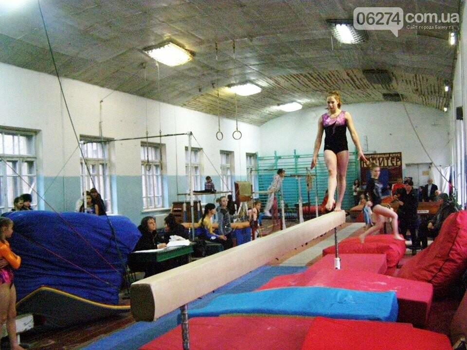 В Бахмуте прошел Открытый областной турнир по гимнастике, фото-3