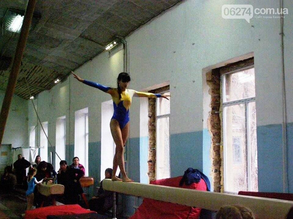 В Бахмуте прошел Открытый областной турнир по гимнастике, фото-4