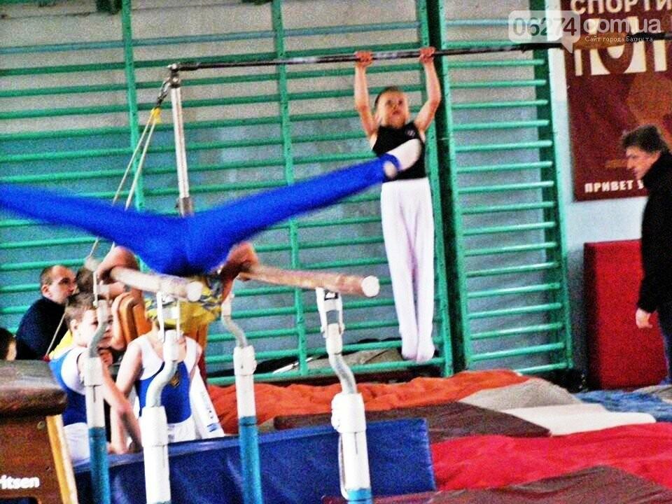 В Бахмуте прошел Открытый областной турнир по гимнастике, фото-6