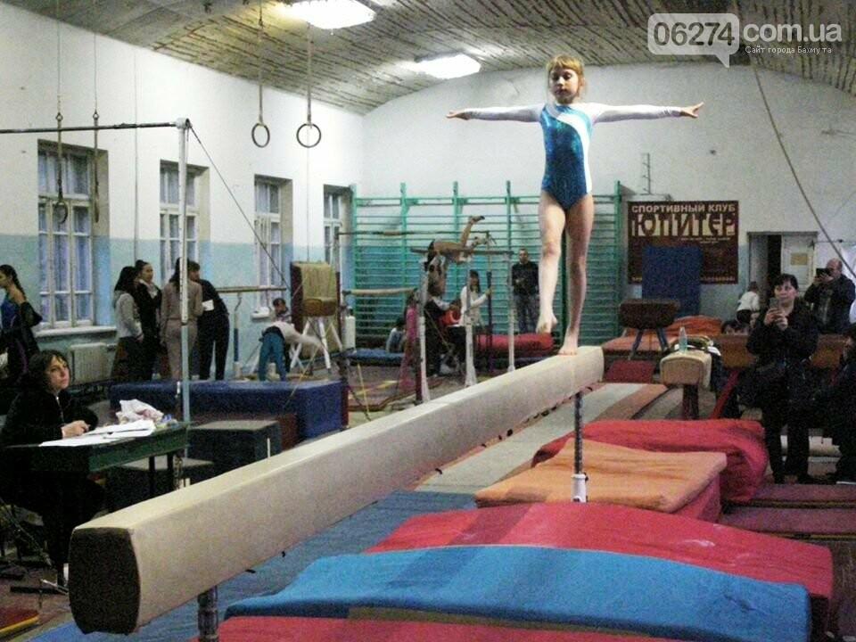 В Бахмуте прошел Открытый областной турнир по гимнастике, фото-5