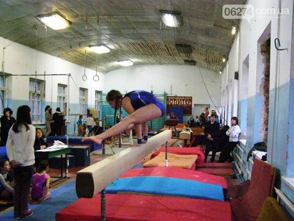В Бахмуте прошел Открытый областной турнир по гимнастике, фото-7