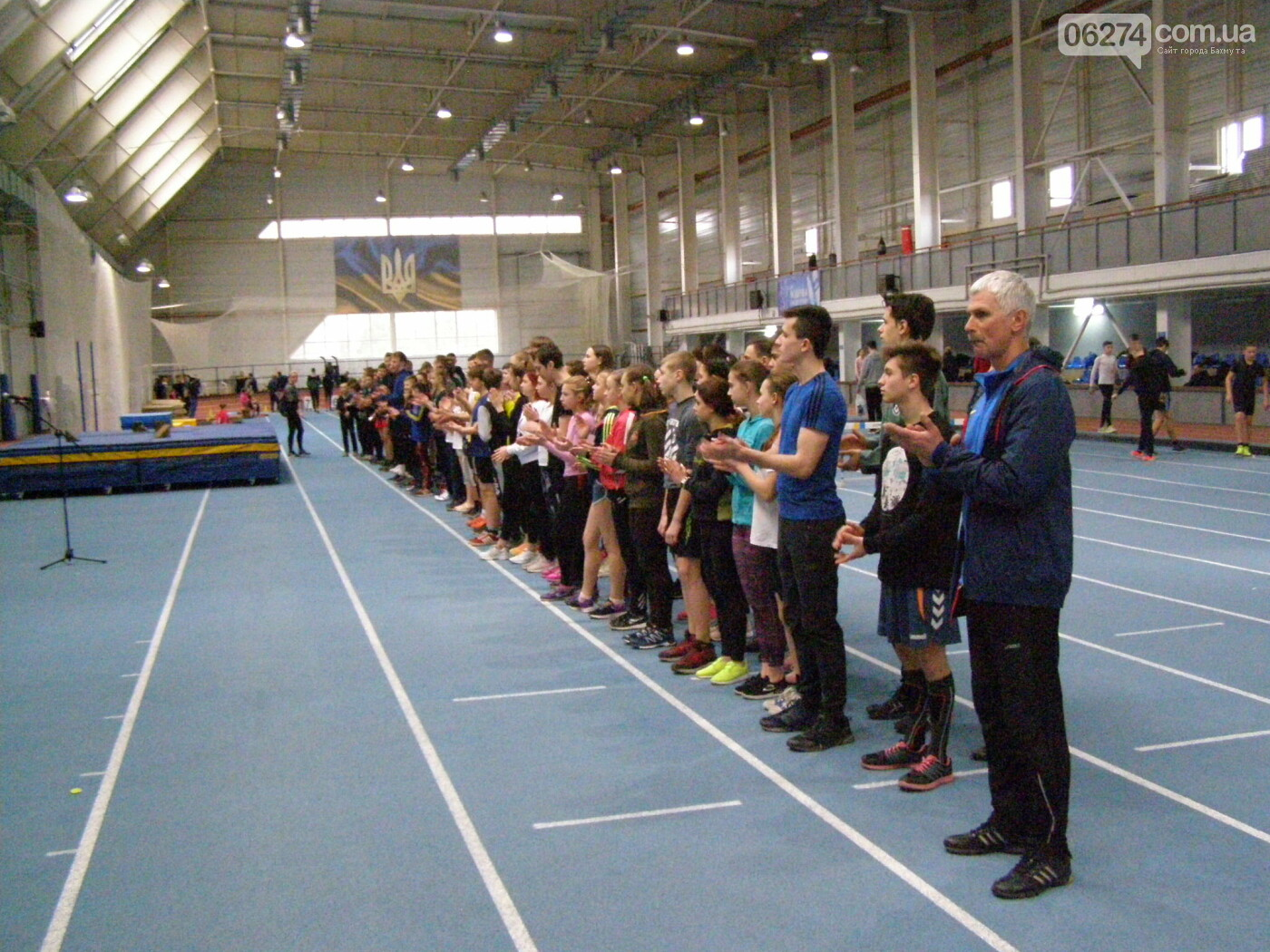 Бахмут принял чемпионат Донецкой области по легкой атлетике , фото-1
