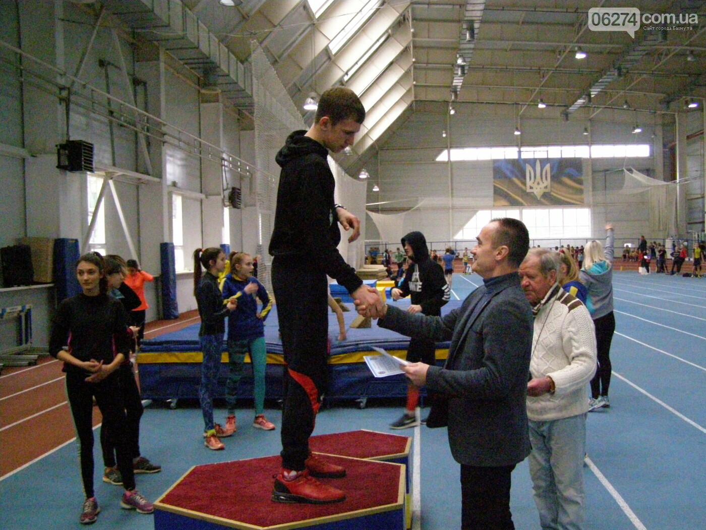 Бахмут принял чемпионат Донецкой области по легкой атлетике , фото-5