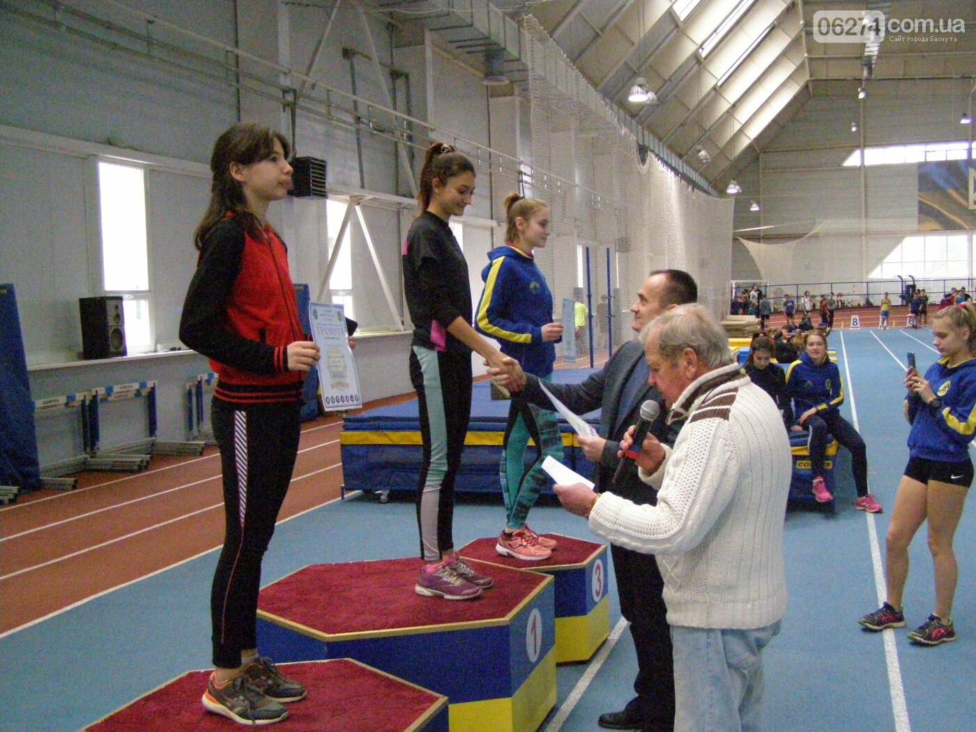 Бахмут принял чемпионат Донецкой области по легкой атлетике , фото-6