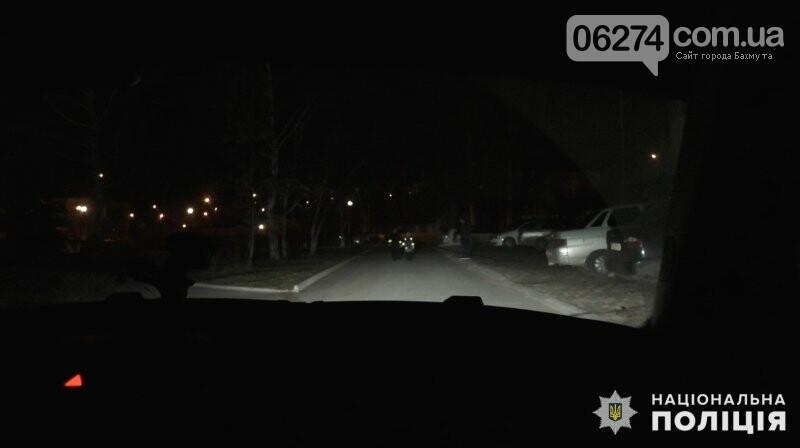 В Бахмуте полиция провела эксперимент с детьми на проезжей части, фото-9