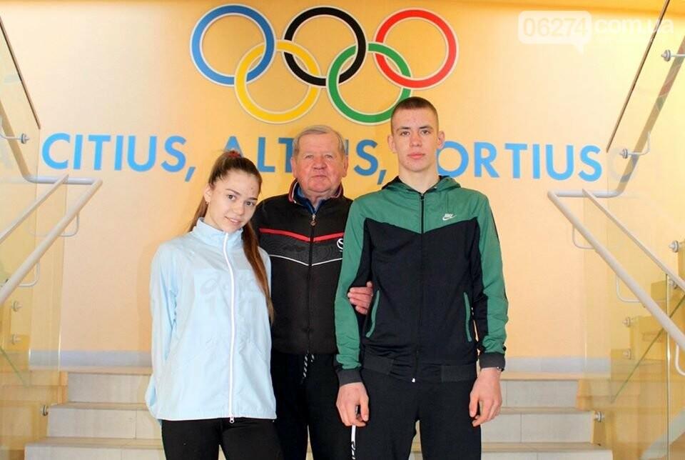 Спортсмены Бахмута – среди лучших на чемпионате Украины по легкоатлетическому двоеборью, фото-2