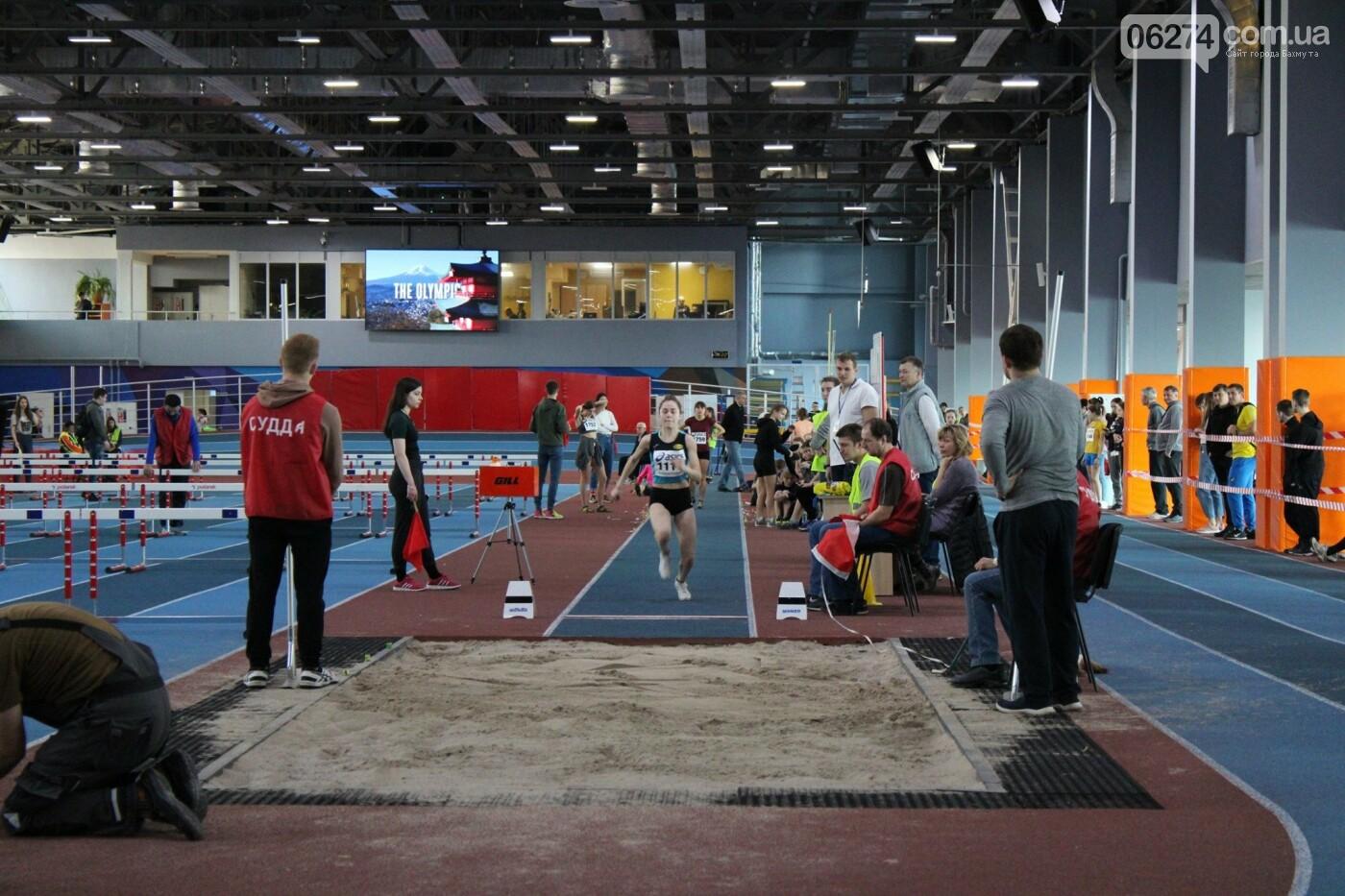 Спортсмены Бахмута – среди лучших на чемпионате Украины по легкоатлетическому двоеборью, фото-3