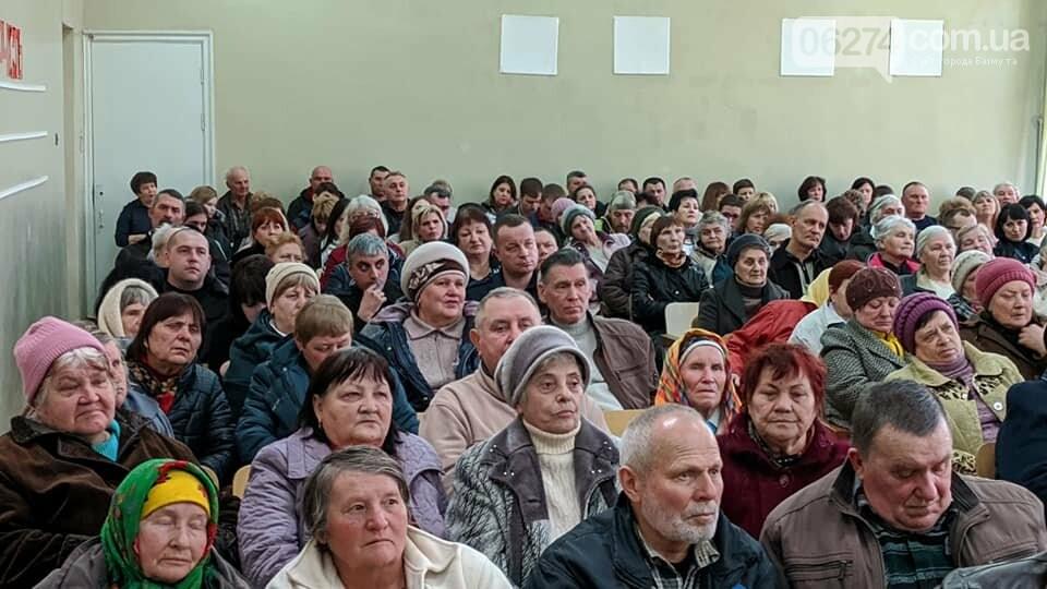 В поселке Опытное прошло обсуждение Социального проекта – 2020, фото-8