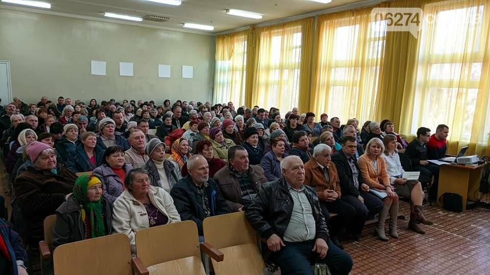 В поселке Опытное прошло обсуждение Социального проекта – 2020, фото-7