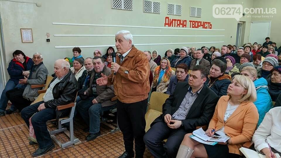 В поселке Опытное прошло обсуждение Социального проекта – 2020, фото-6