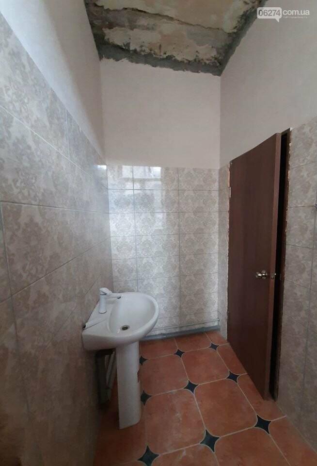 В Бахмуте продолжается реконструкция общежитий, фото-2