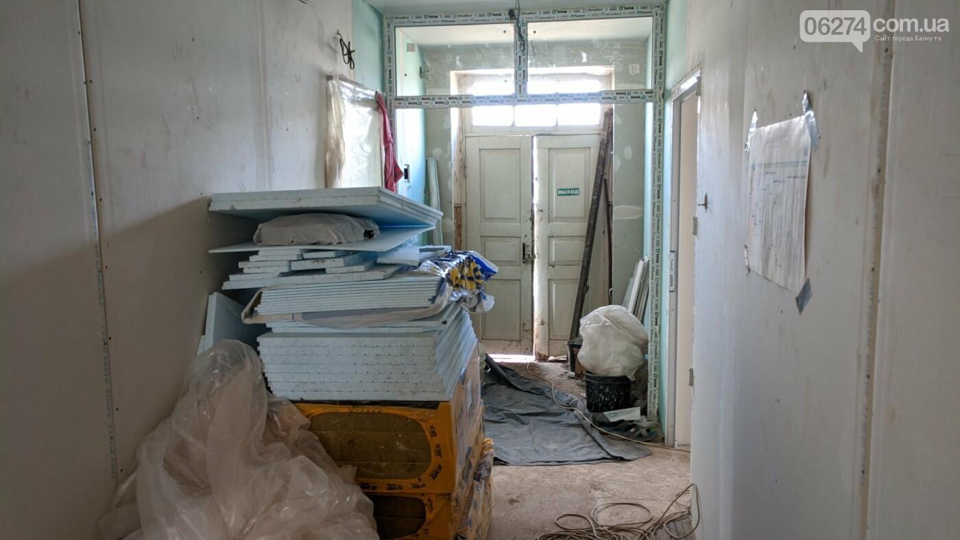 В Бахмутской ОТГ улучшают инфраструктуру сёл, фото-4