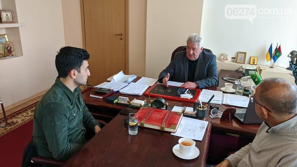 Мэр Бахмута обсудил с представителями ООН подготовку города к борьбе с COVID-19, фото-1