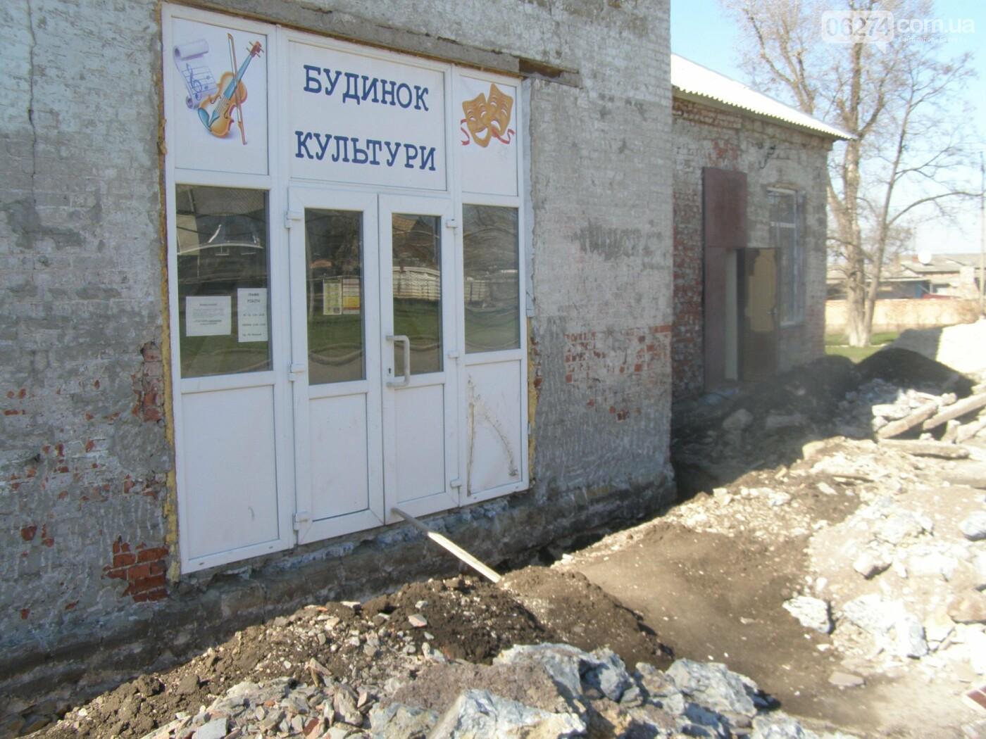 Сельский клуб в Ивановском станет современным центром культуры, фото-1