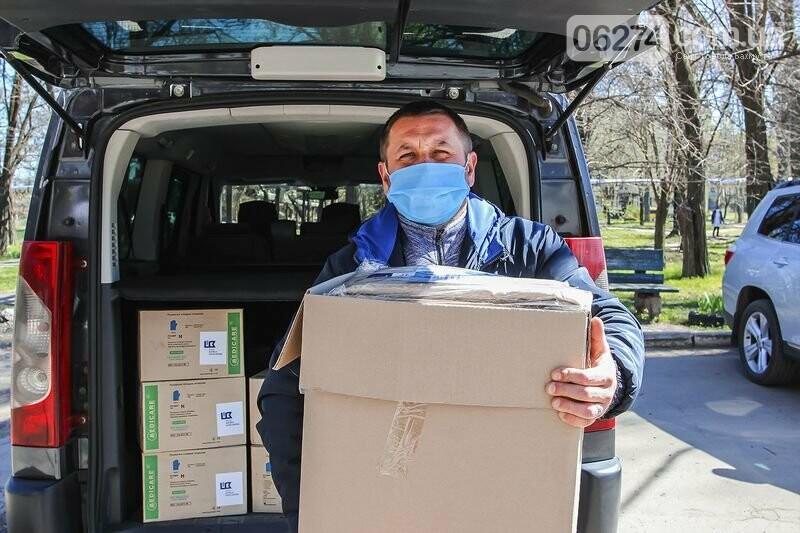 Борис Колесников продолжает оказывать поддержку Донетчине в борьбе с коронавирусом, фото-1