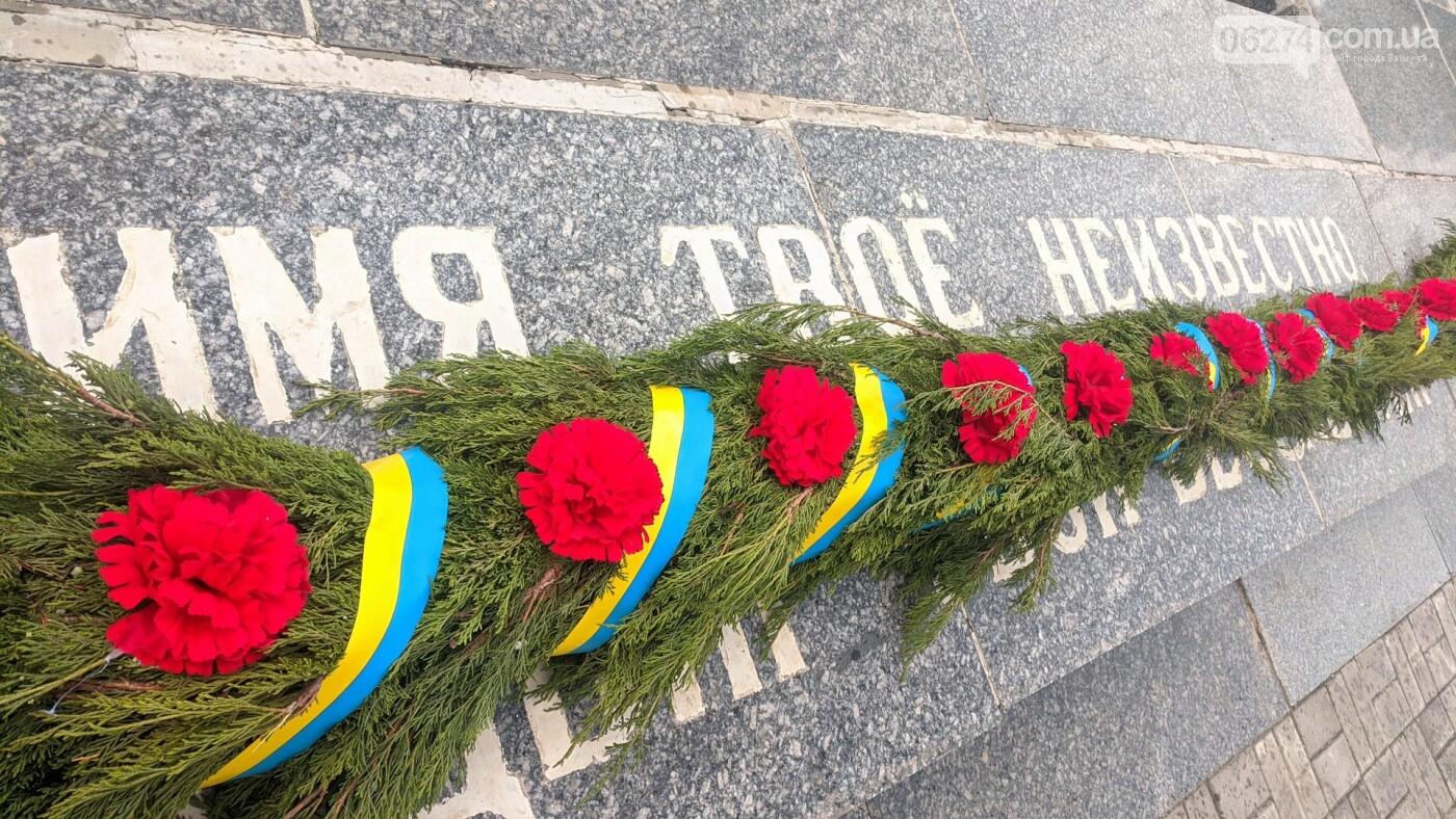 В Бахмутской ОТГ почтили память жертв нацизма во Второй мировой войне, фото-3