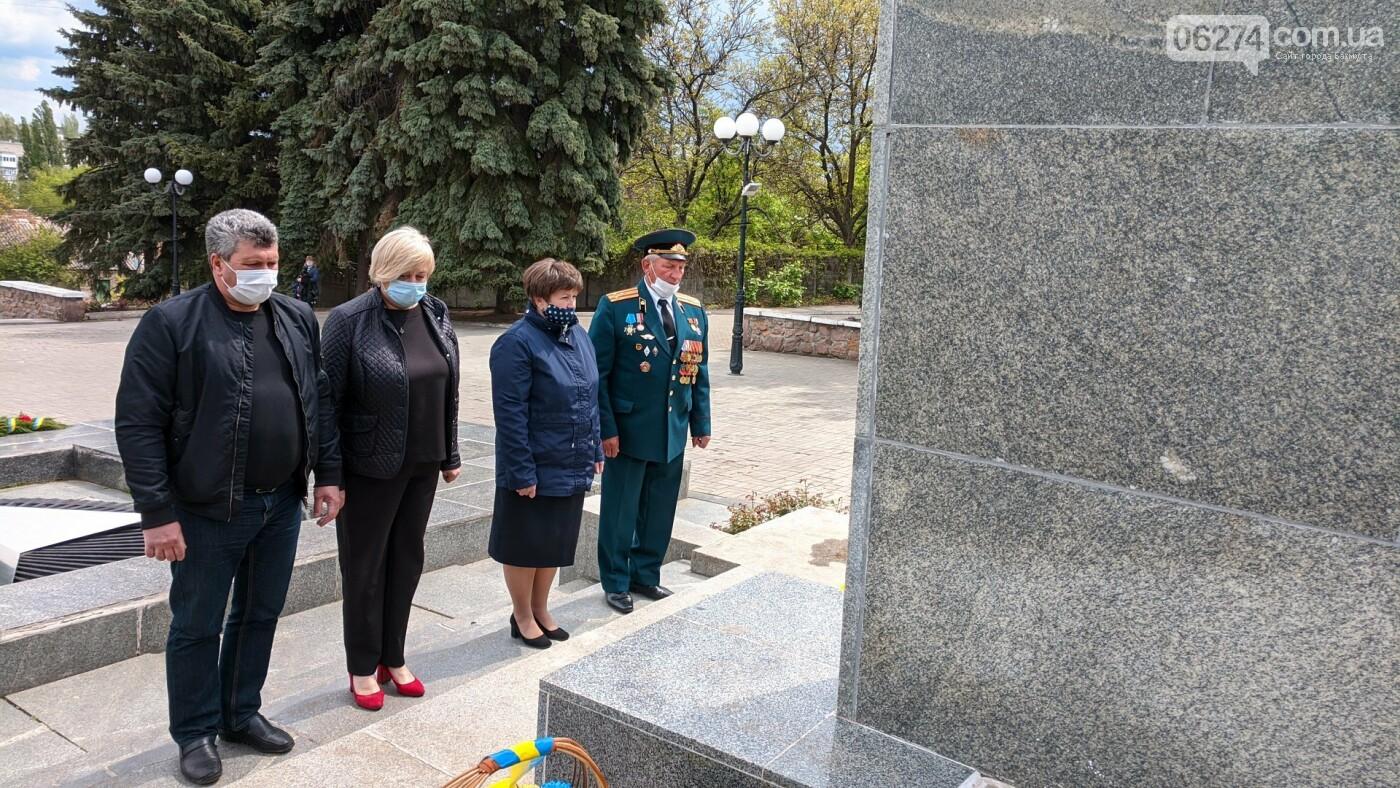 В Бахмутской ОТГ почтили память жертв нацизма во Второй мировой войне, фото-6