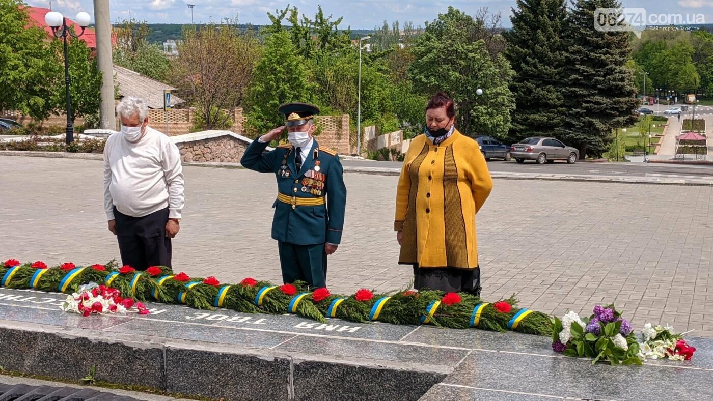В Бахмутской ОТГ почтили память жертв нацизма во Второй мировой войне, фото-2