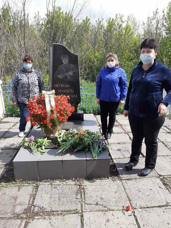 В Бахмутской ОТГ почтили память жертв нацизма во Второй мировой войне, фото-9