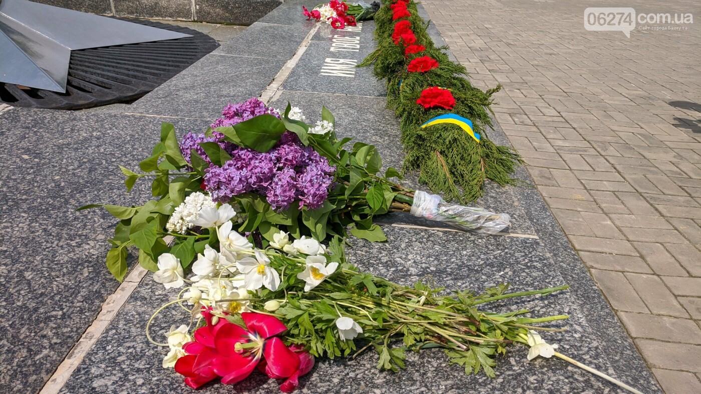 В Бахмутской ОТГ почтили память жертв нацизма во Второй мировой войне, фото-5