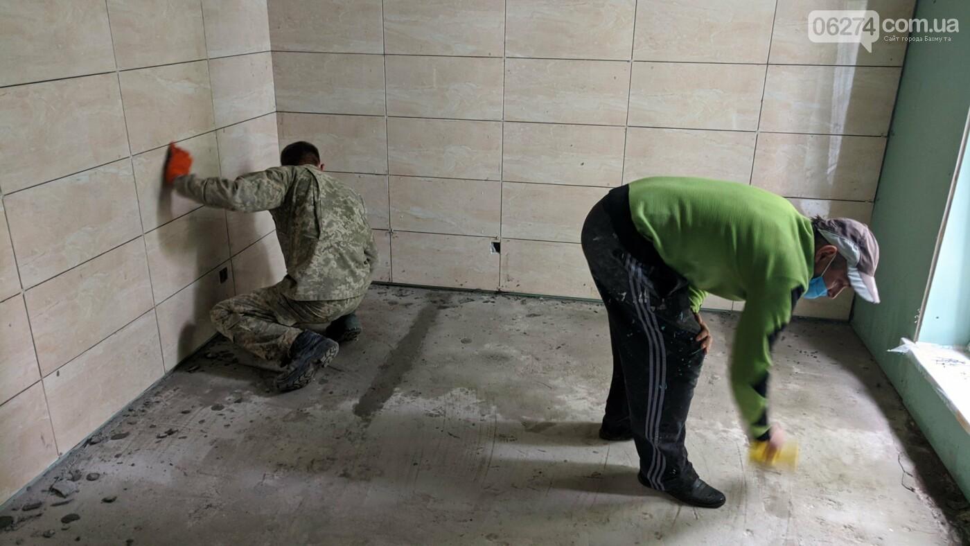 Бахмут с рабочей поездкой посетил глава ДонОГА Павел Кириленко, фото-9