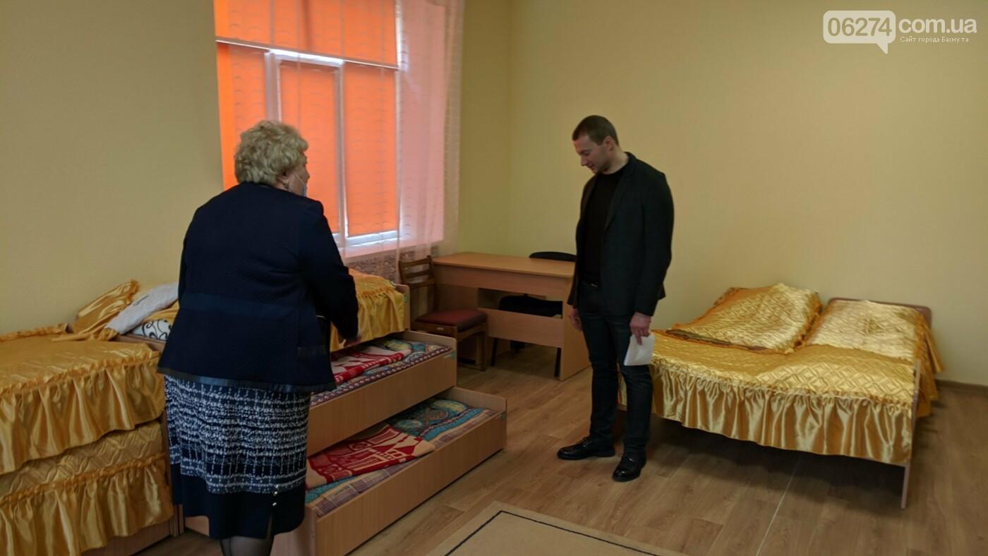 Бахмут с рабочей поездкой посетил глава ДонОГА Павел Кириленко, фото-32