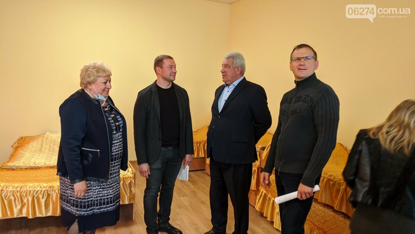 Бахмут с рабочей поездкой посетил глава ДонОГА Павел Кириленко, фото-33