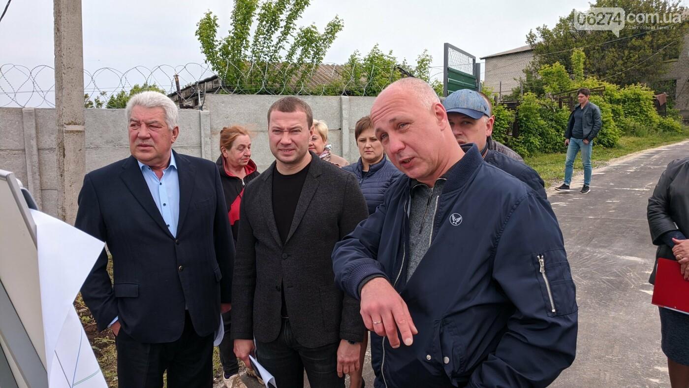 Бахмут с рабочей поездкой посетил глава ДонОГА Павел Кириленко, фото-3