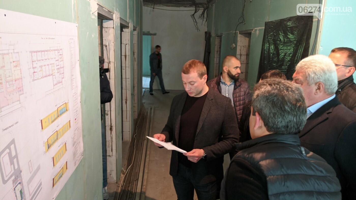 Бахмут с рабочей поездкой посетил глава ДонОГА Павел Кириленко, фото-8