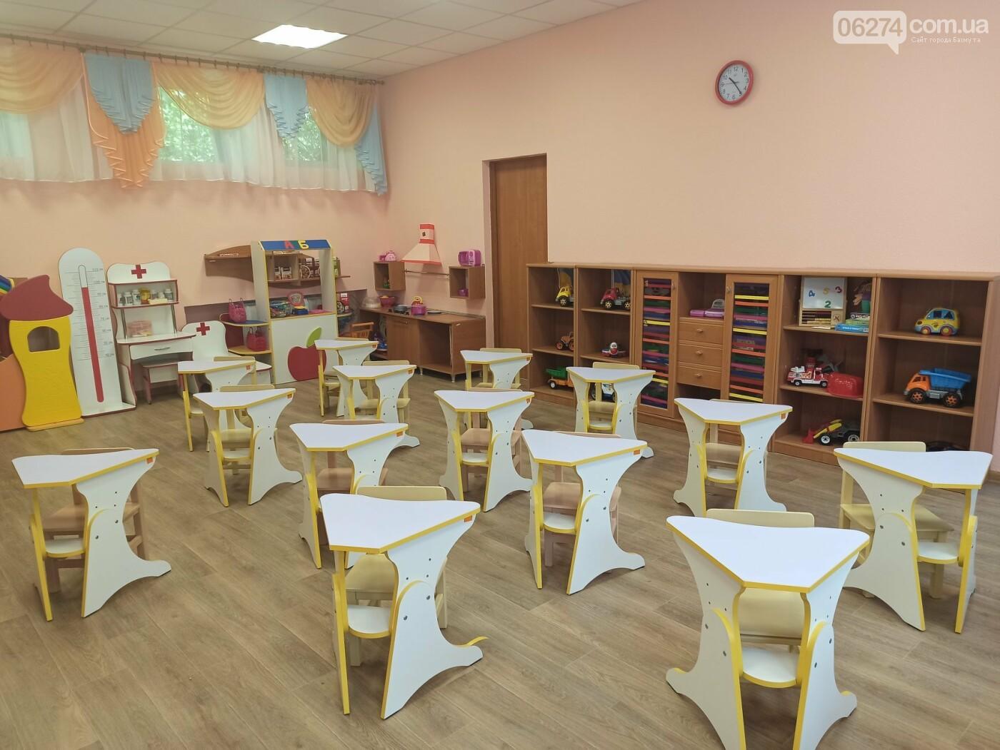 В Бахмутском управлении образования рассказали о ходе работ в 11-й и 12-й школах, фото-8