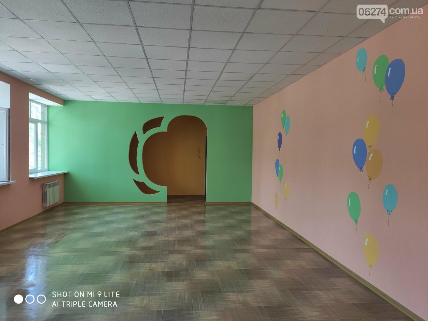 В Бахмутском управлении образования рассказали о ходе работ в 11-й и 12-й школах, фото-10