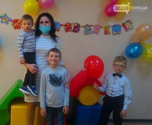 Алексей Рева поздравил приемные семьи с Днем защиты детей, фото-3