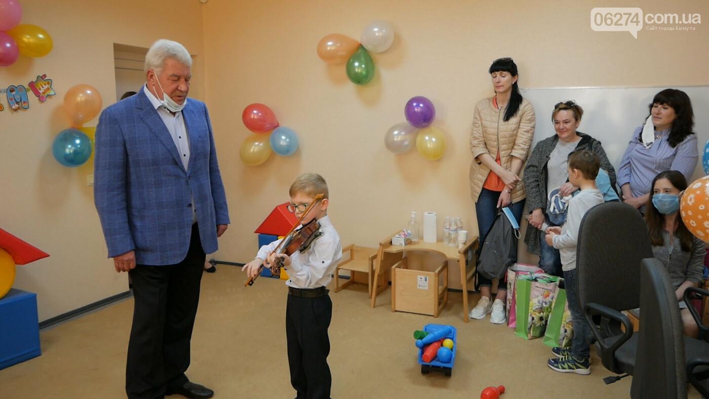 Алексей Рева поздравил приемные семьи с Днем защиты детей, фото-2