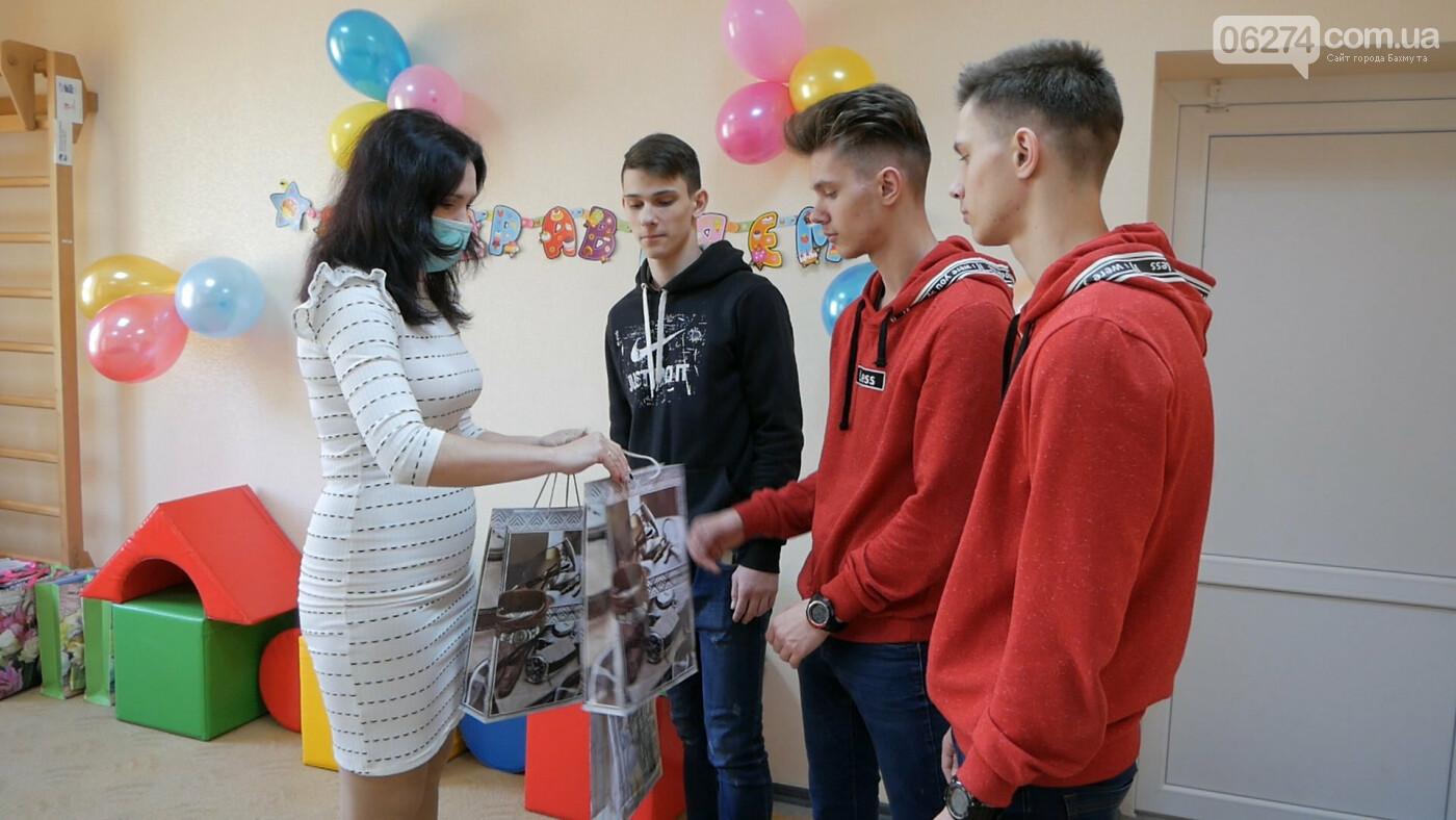 Алексей Рева поздравил приемные семьи с Днем защиты детей, фото-4