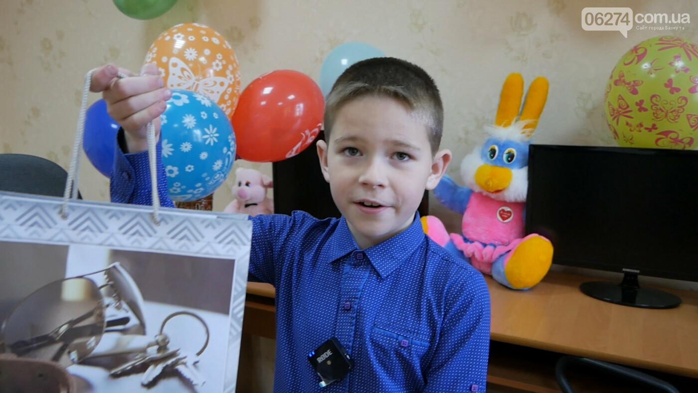 Алексей Рева поздравил приемные семьи с Днем защиты детей, фото-7