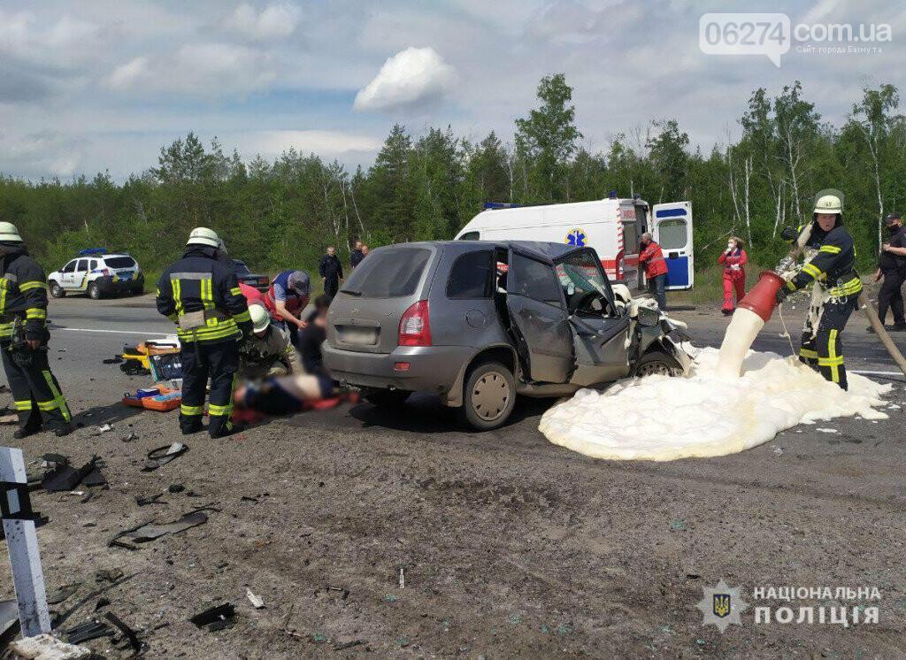 В ДТП на трассе Лиман-Славянск пострадали жители Бахмутского района, один – погиб, фото-1
