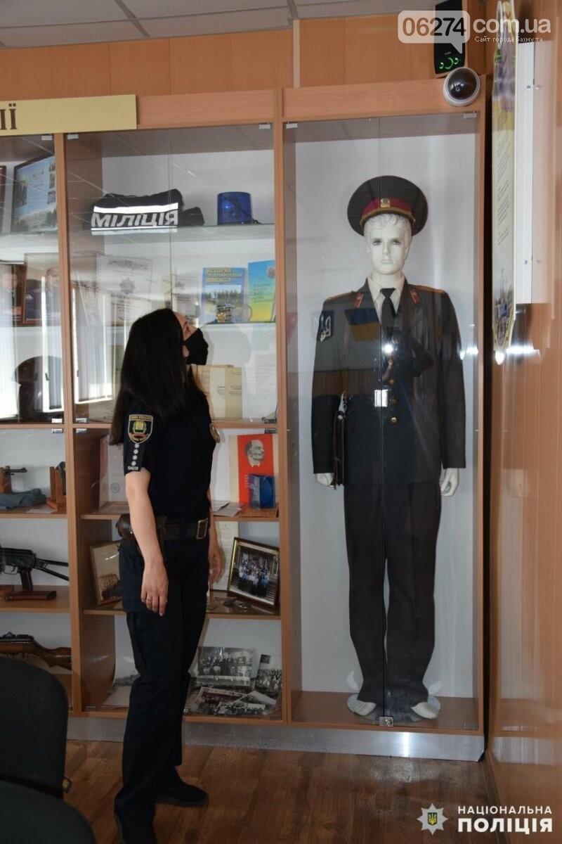 В Бахмуте открыли музей полиции, фото-3