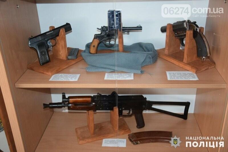 В Бахмуте открыли музей полиции, фото-4