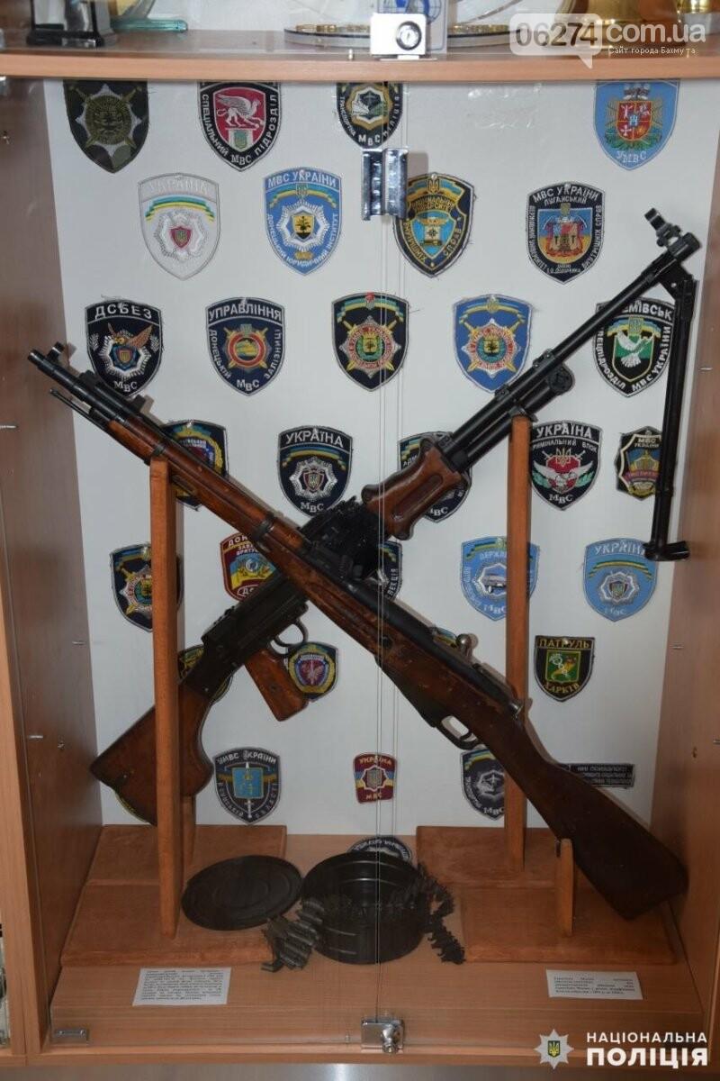 В Бахмуте открыли музей полиции, фото-5