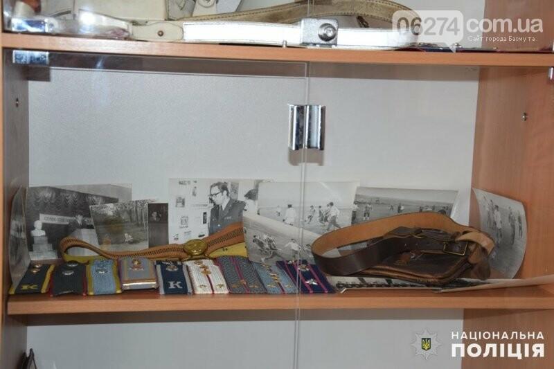 В Бахмуте открыли музей полиции, фото-6