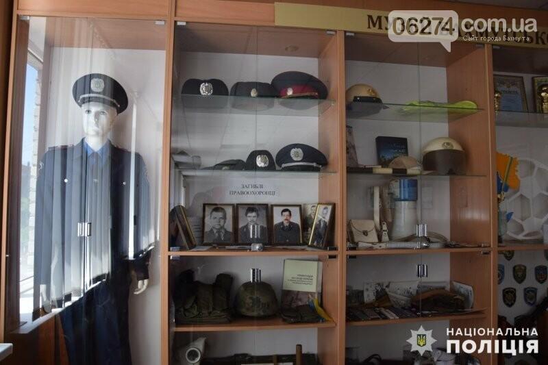 В Бахмуте открыли музей полиции, фото-7