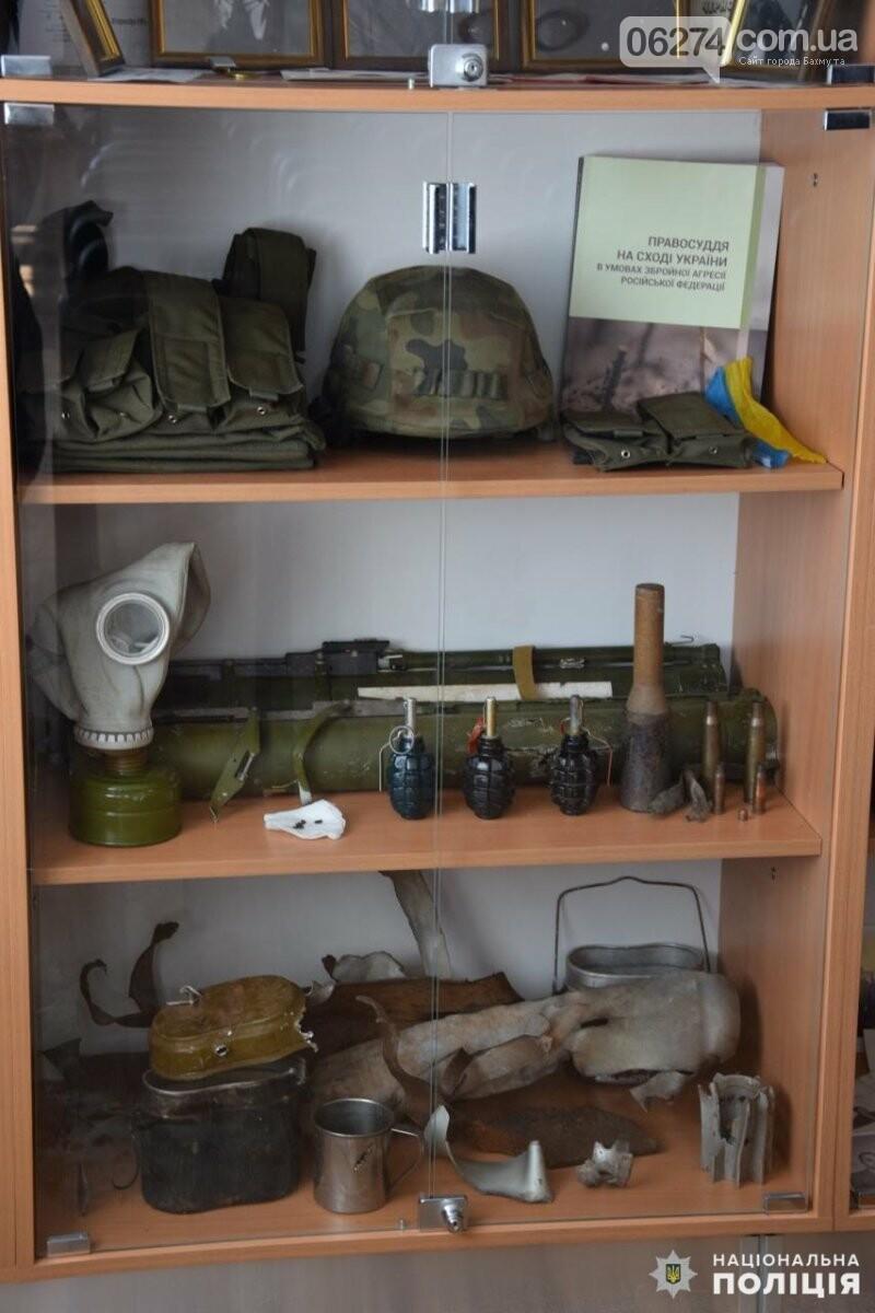 В Бахмуте открыли музей полиции, фото-8