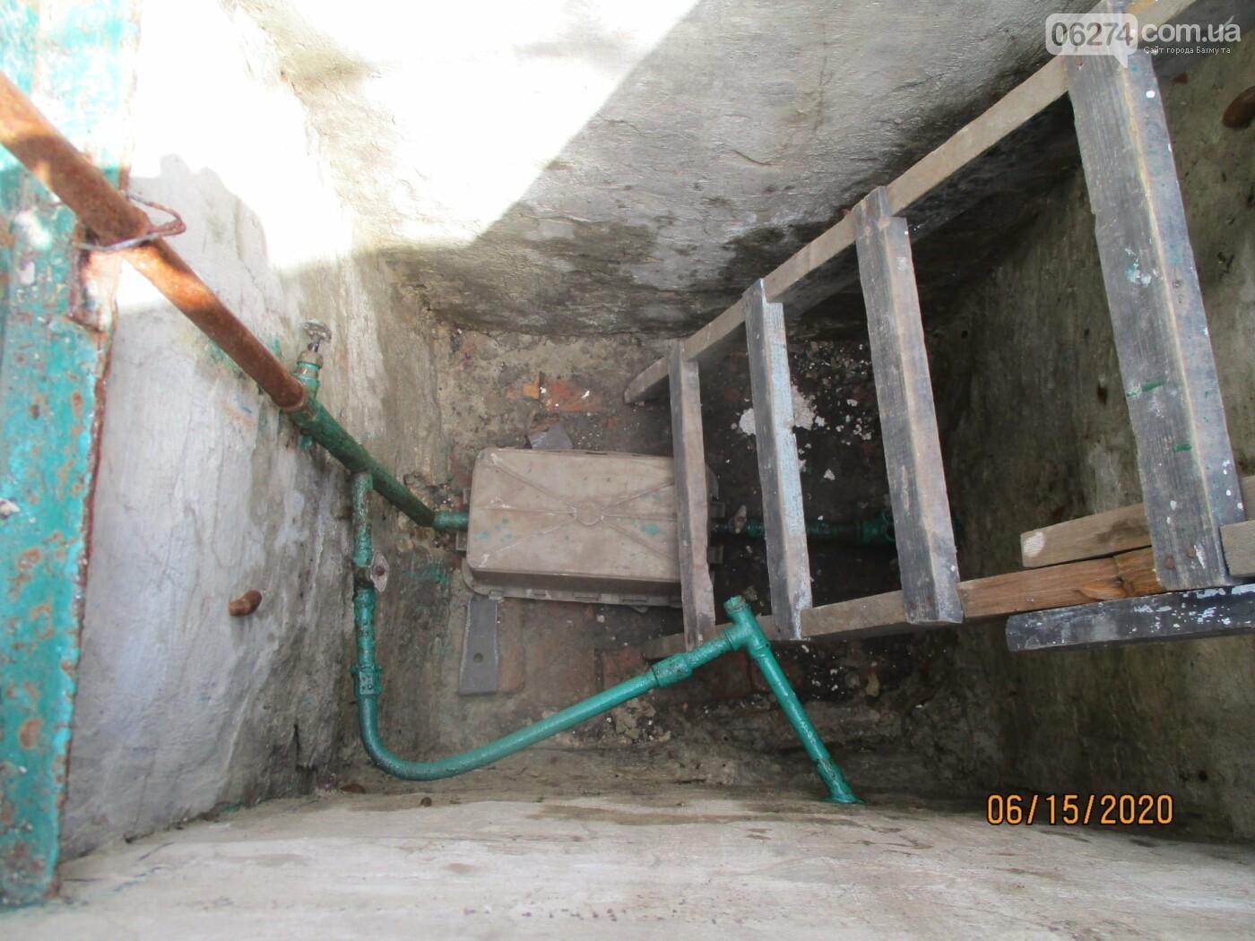 КП «Бахмут-Вода» опубликовало результаты исследования воды у потребителей, фото-1