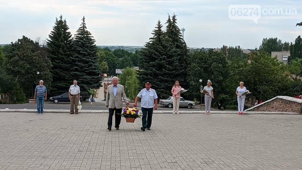 В Бахмуте почтили память погибших в годы Второй мировой (ФОТОФАКТ), фото-1