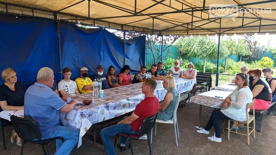 Алексей Рева встретился с коллективами сельхозпредприятий Бахмутской ОТГ, фото-2